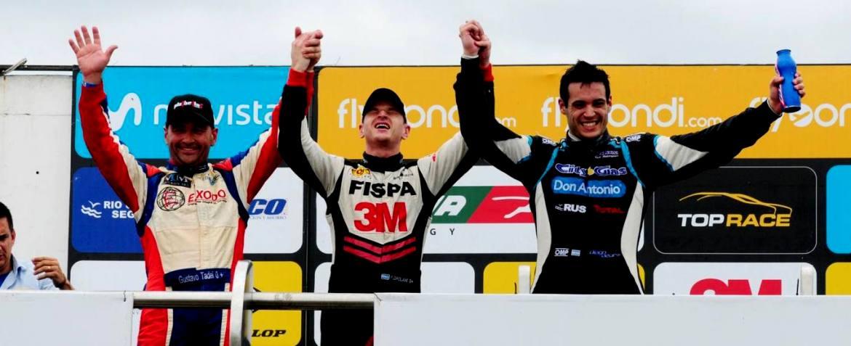Gran triunfo y punta del campeonato para Franco Girolami