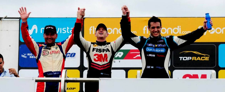 "Franco Girolami: ""Una carrera extenuante"""